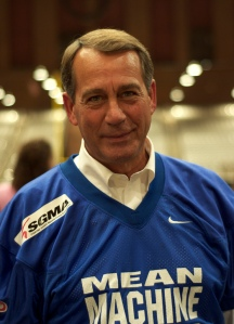 John Boehner has not been a mean machine as speaker.