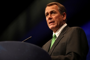 Speaker Boehner has no good options.