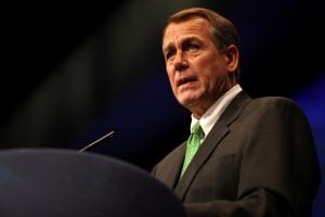 Speaker Boehner has no good options.